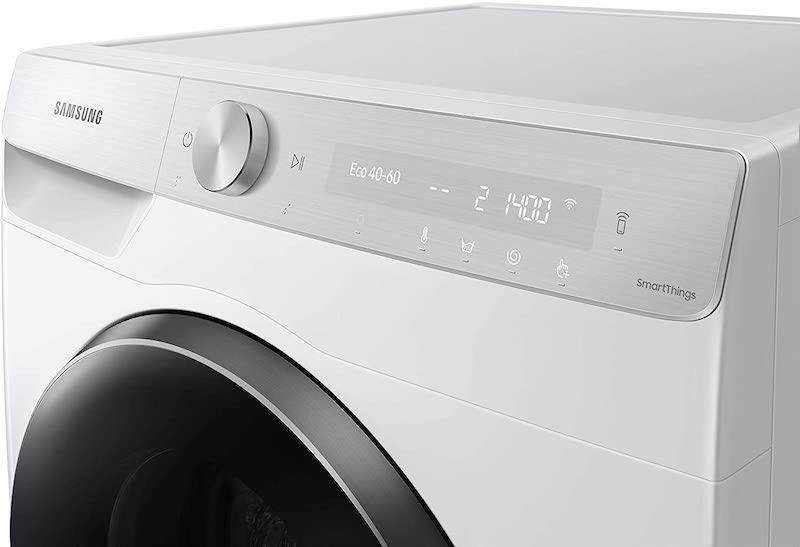 lavadora de bajo consumo 1