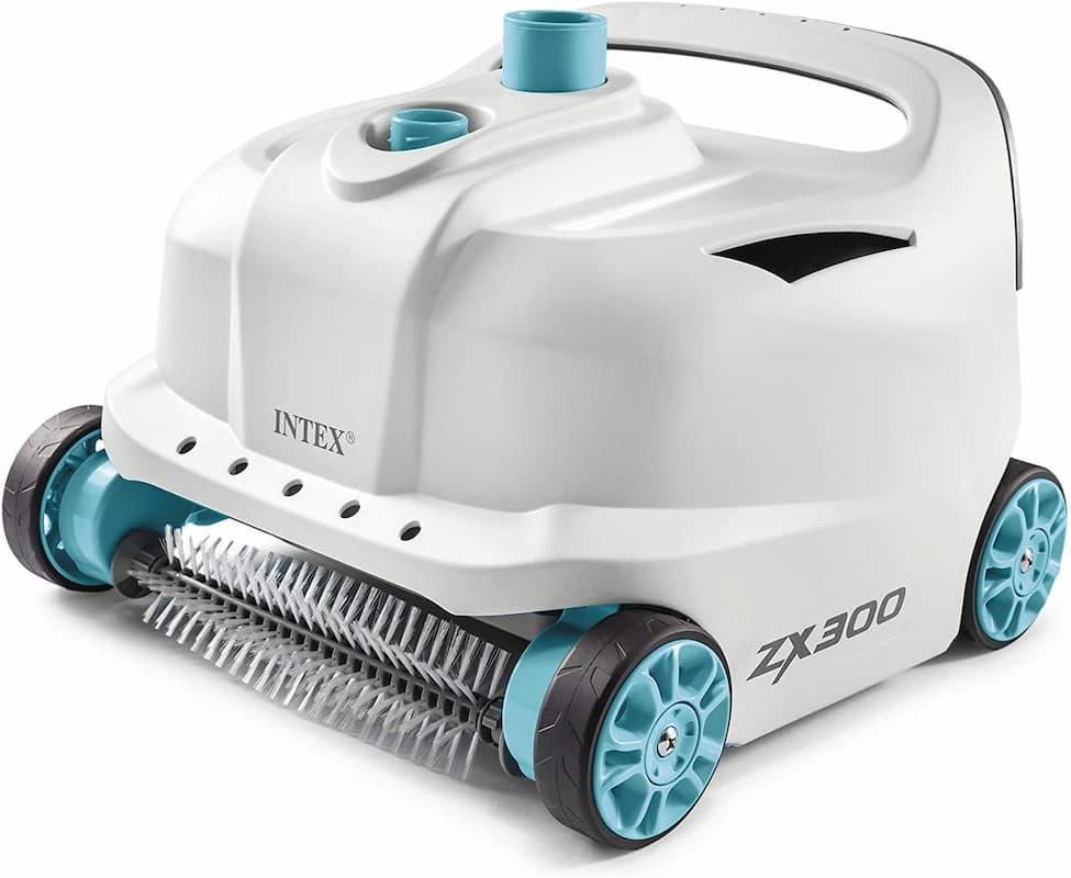 robot limpiafondos para jacuzzis hinchables