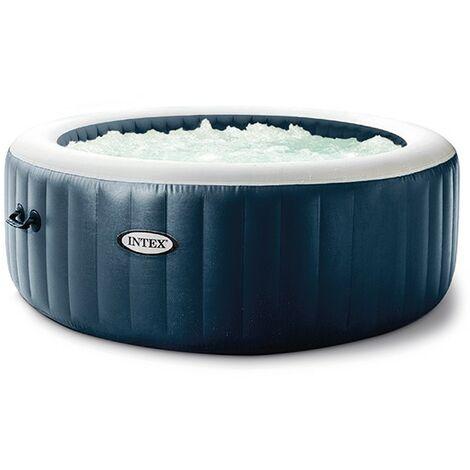 spa hinchable purespa blue navy
