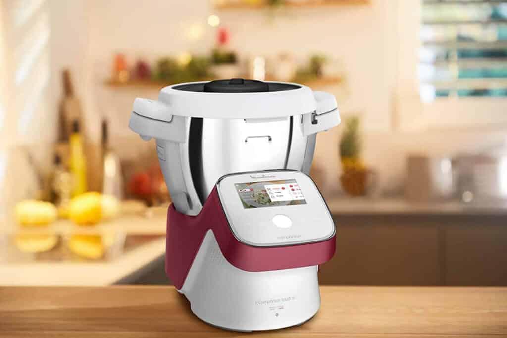 Mejor robot de cocina Moulinex I Companion Touch XL