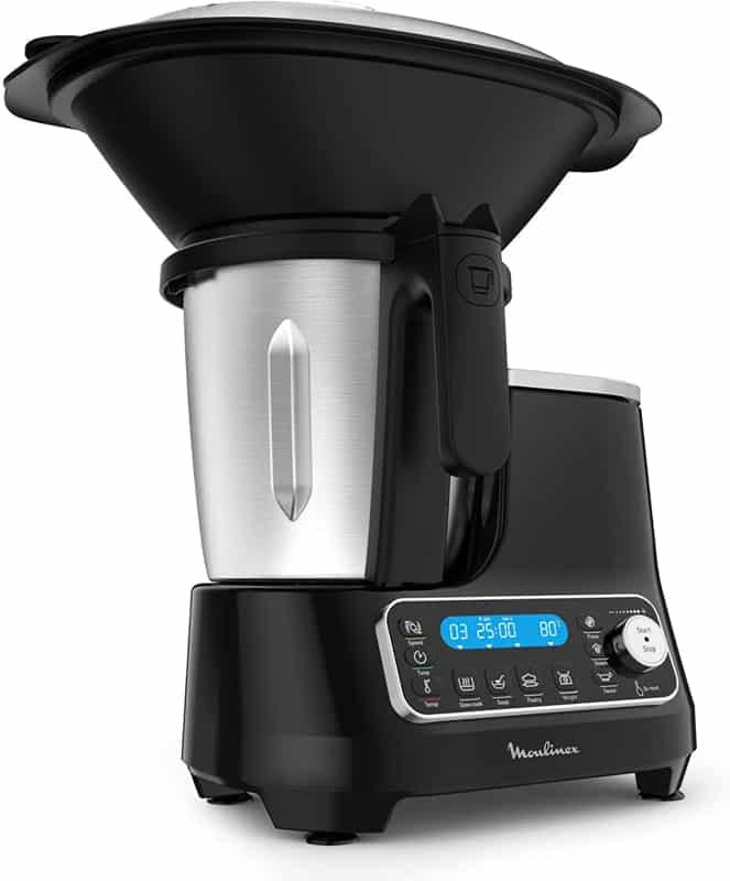 Robot de cocina Moulinex ClickChef HF4SPR30