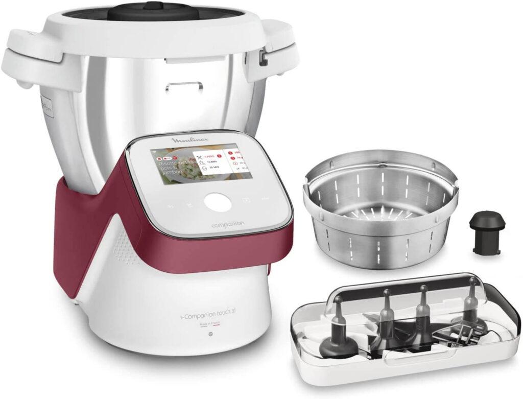 Robot de cocina Moulinex I-Companion Touch XL HF9345