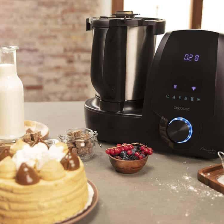 Mejor robot de cocina barato - Cecotec Mambo 10090