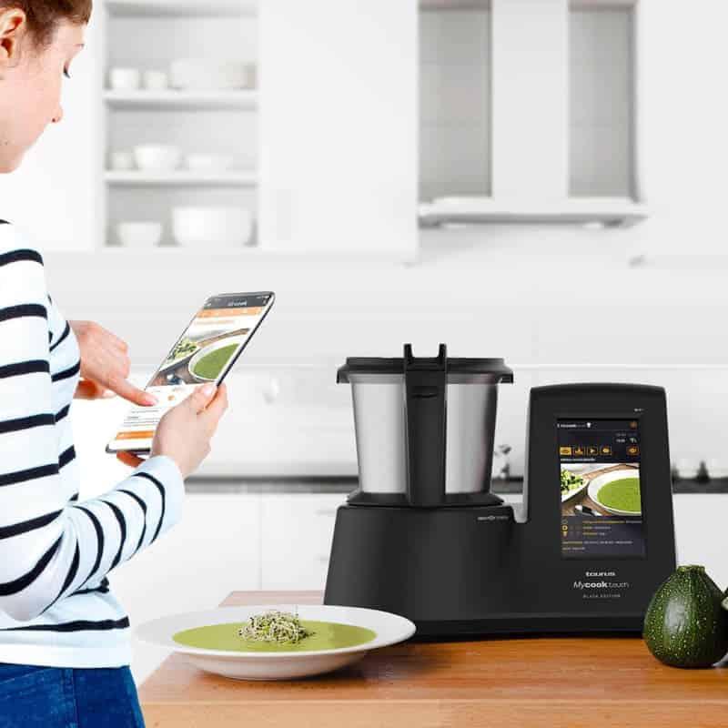 Mejor robott de cocina calidad-precio - Taurus Mycook Touch