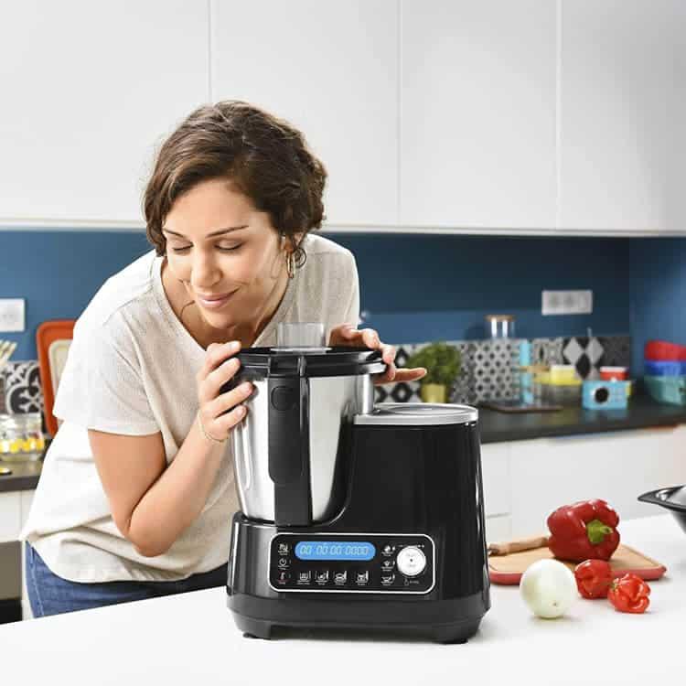 Ventajas robot de cocina