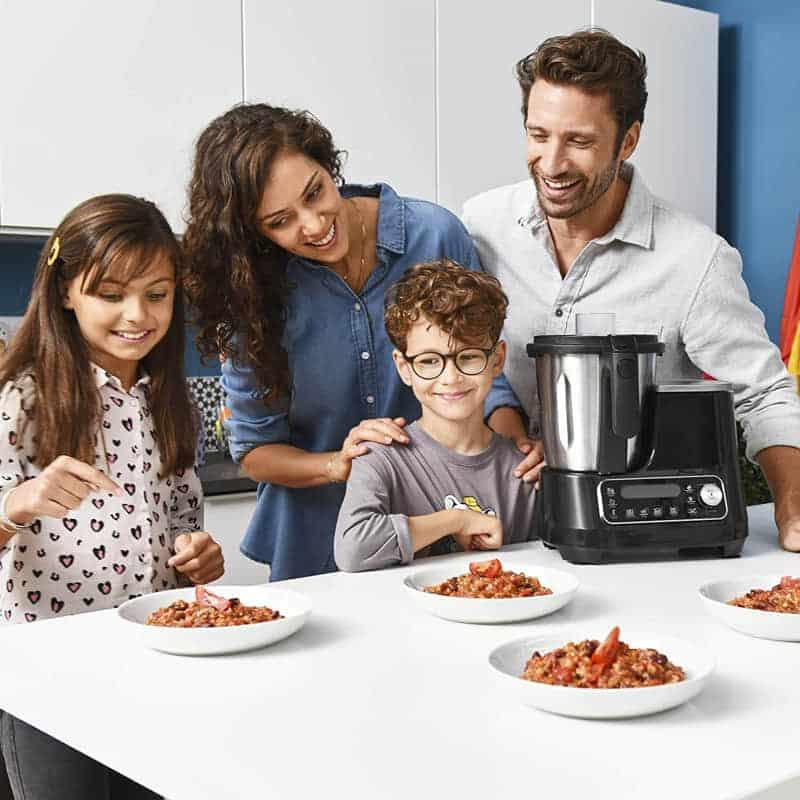 Guía de compra robots de cocina