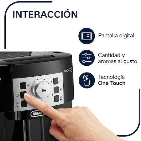 mejor cafetera automatica calidad precio