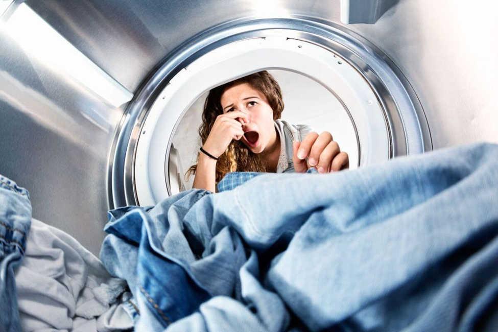 Malos olores lavadora